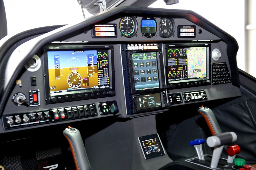 Pipistrel-Panthera-Instrument-Panel